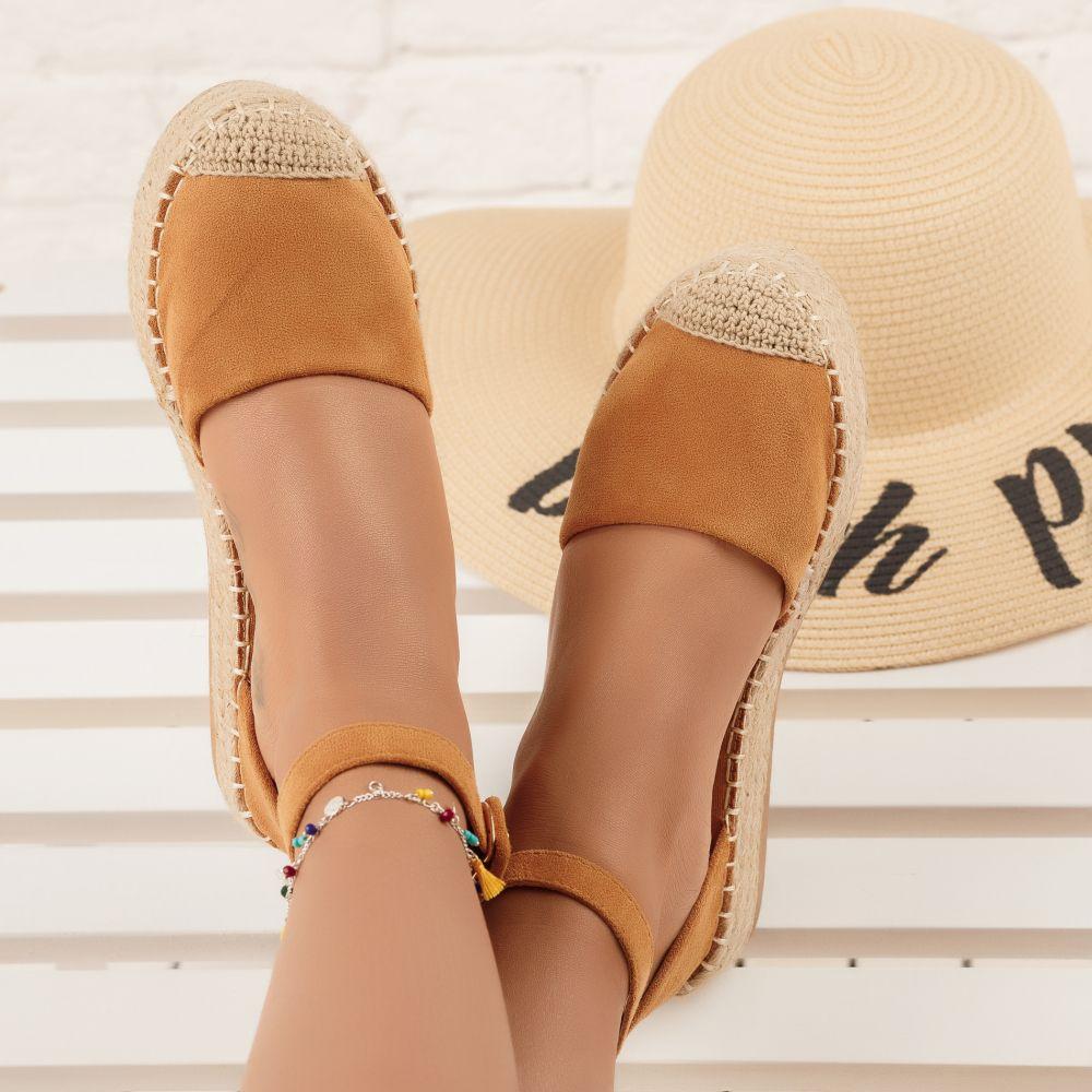 Sandale Dama cu Platforma Mira Maro #4728M
